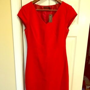 Limited Size 4 Red dress