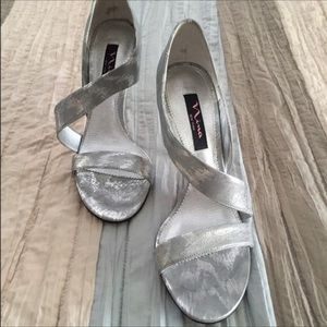 Nina Silver Heels - Reposh