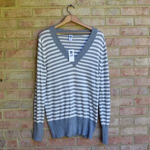 Striped GAP sweater!