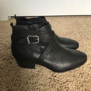 Style & Co Harper Booties