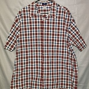 Mens old navy button down top