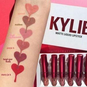 Kylie Valentines Matte Minis
