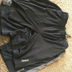 (2) pairs of Nike running shorts