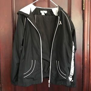 Fully lined track suit