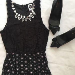 Disney Minnie Rocks the Dots   Black Minnie Dress