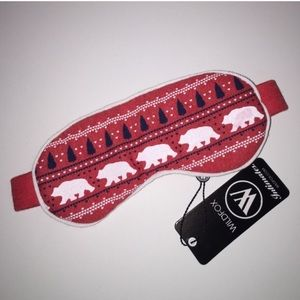 New with tags WildFox couture holiday sleep mask