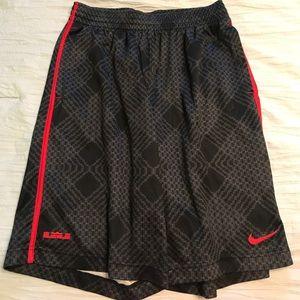Nike Lebron Dri-Fit men's shorts