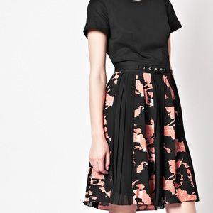 ➳ NWOT Fit & Flare Belted Dress