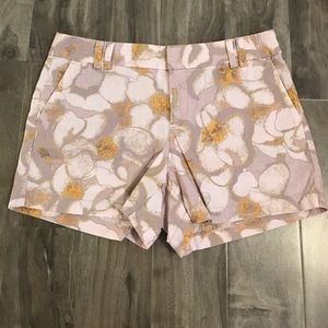 Loft shorts