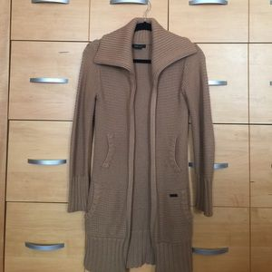 Bcbg maxazria Long sweater
