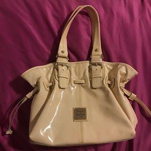 Cream Dooney and Bourke Bag
