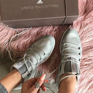 NWT Adidas Stella McCartney trainers Grey 👟🐺