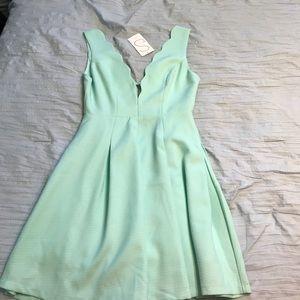 Mint Green Dress size small