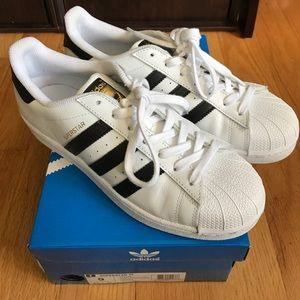 Adidas Superstar - Women's Size 9