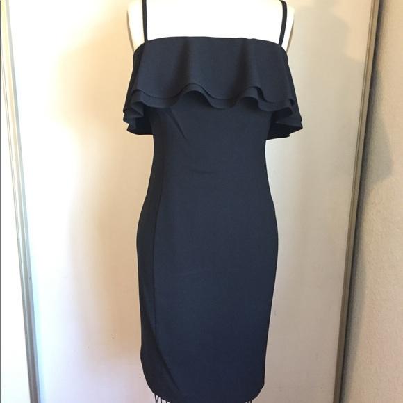 Karl Lagerfeld Dresses Little Black Dress Poshmark