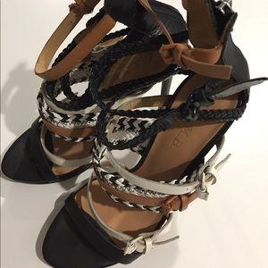 LAMB heels!
