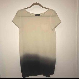 Ombré blouse/dress