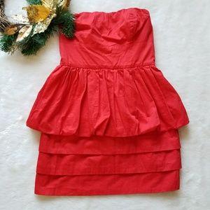 BB Dakota Asher Peplum Dress!