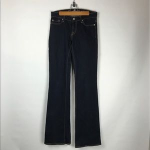 7FAM 7 For All Mankind Skinny Bootcut jeans, 26
