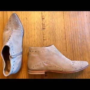 Free People studded boots