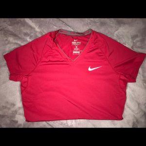 Short Sleeve Nike Pro Dry Fit