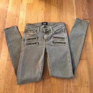 """Paige """"Edgemont"""" Jeans ~ Size 25 ~ made in the USA"""