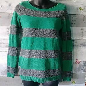 Madewell soft stripe sweater