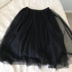 Bailey44 Tulle Skirt