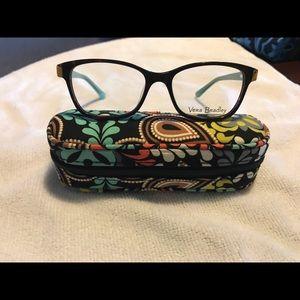 Vera Bradley Noami frames and case. Brand new.