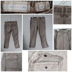 HEI HEI Anthropologie pants