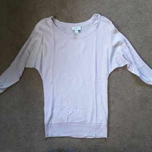 Xs Ann Taylor LOFT dolman sweater