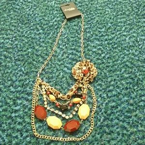 Beautiful necklace Charlotte Russe