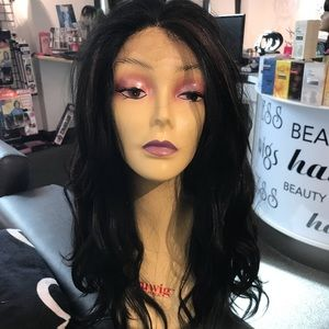 Accessories - Fulllace Wig Handstitch Long Swisslace Long Waves