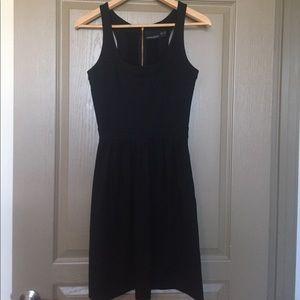 CYNTHIA ROWLEY BLACK DRESS SIZE XS