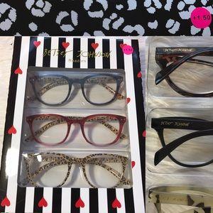 NWT Betsey Jonhson Reading Glasses 👓 +1.50