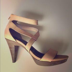 Jessica Simpson 6 36 nude heels