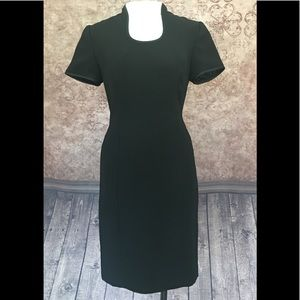 Maggy London Fitted & Sophisticated Black Dress