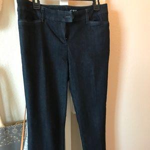 Dark Denim Dress Pants/Jeans size 8R