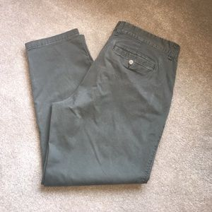 Gap Girlfriend Khaki