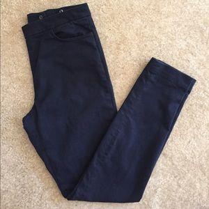 J. Crew Dannie Navy Skinny Pants Size 2