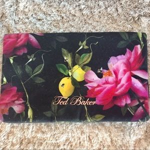 Ted Baker Fold-over Clutch