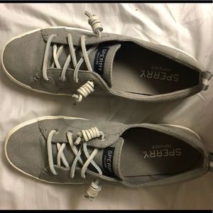 Sperry top sider women's seacoast canvas sneakers
