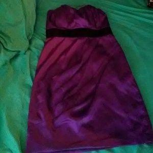 Express mini formal dress