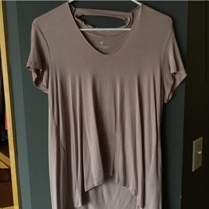 american eagle soft and sexy choker top