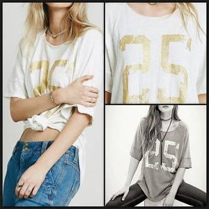 Free People We The Free Tailgate Tee