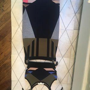 Skirt and crop set