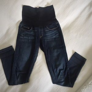 Paige Maternity Jeans Verdugo Ultra Skinny