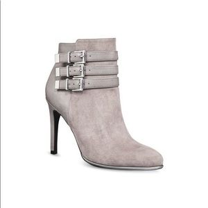 Sam & Libby Heeled Ankle Booties