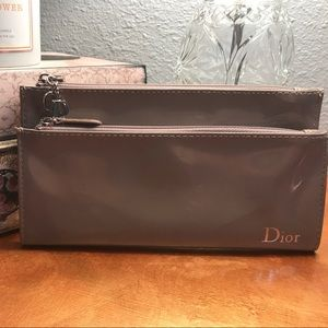 Christian Dior Patent Wallet Clutch 👛 NEW👛