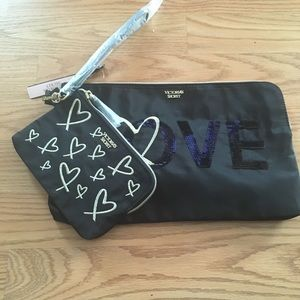 Double Love Bags